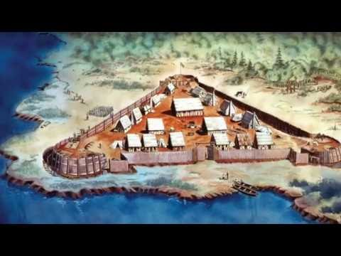 History In A Minute - Jamestown