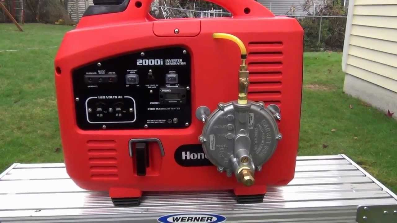 medium resolution of honeywell hw2000i tri fuel generator conversion video 1 youtube honda 2000 generator honeywell 2000i fuel system diagram