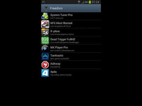 How to download Freedom apk Correctly 2016