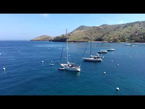 Two Harbors at Catalina, February 2020
