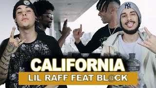 "Lil Raff - ""California"" feat Bl@ck [VIDEO CLIPE OFICIAL] prod. Celo 