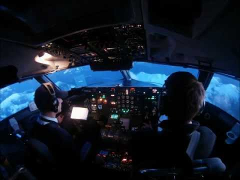 Pilots View - HD Timelapse Flight From GoPro Camera