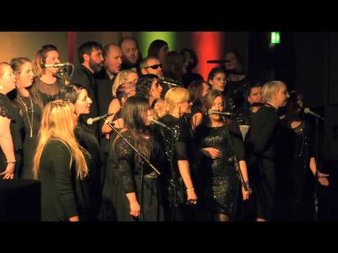 The Inishowen Gospel Choir at Colgan Hall, November 2015 (edited version)