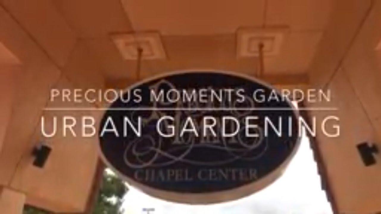Precious Moments Garden In Carthage, Mo