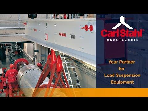 Load Suspension Equipment | Carl Stahl Hebetechnik