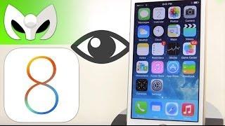 iOS 8 PRIMERAS IMPRESIONES