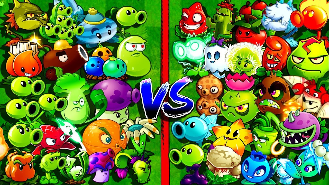 plants vs zombies 2 free plants