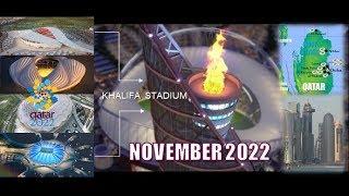 QATAR 2022 Next World Cup | All Stadiums | 7 Host Cities