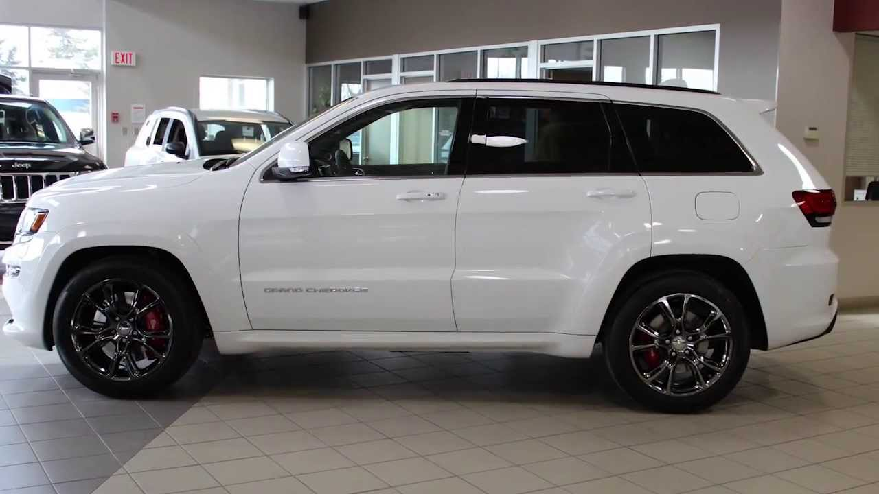 2014 jeep grand cherokee srt8 - eastside dodge - calgary, alberta