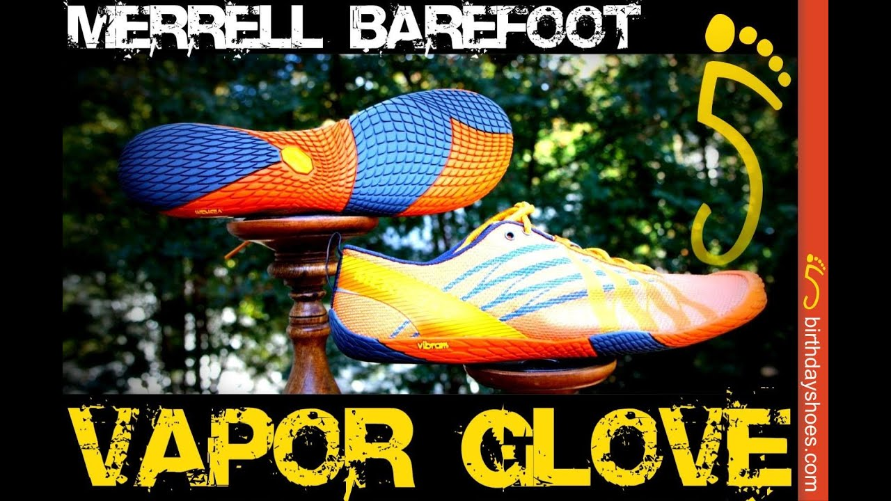 merrell vapor glove 4 3d test week