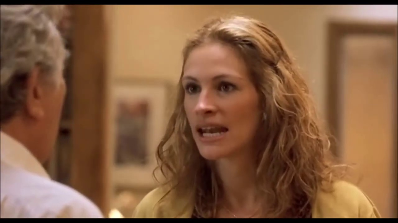 """Download Erin Brockovich (2000) (Julia Roberts) - """"two things that aggravate me"""" (arguing with Albert Finney)"""