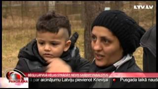 Bēgļi Latvijā vēlas strādāt, nevis saņemt pabalstus