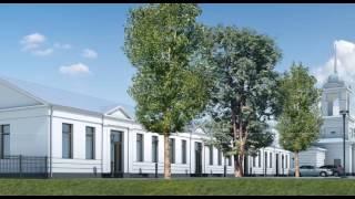 видео Конструкции крупноблочных зданий