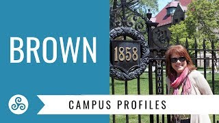 Brown University campus visit with American College Strategies