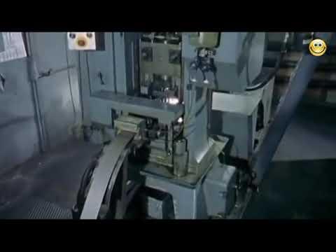 Mesin Pembuat Baut Baja Ringan Cara Membuat Dan Sekrup Youtube
