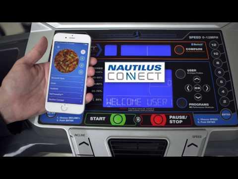 Nautilus 626 IOS Tutorial (for Nautilus 626 Treadmill)