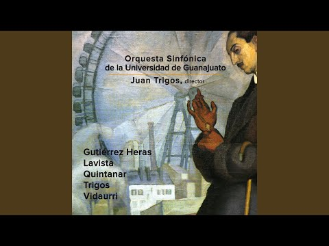 Image for Cantata Concertante N.3 Phos Hilaron by Juan Trigos (II Mov.  Lamento)
