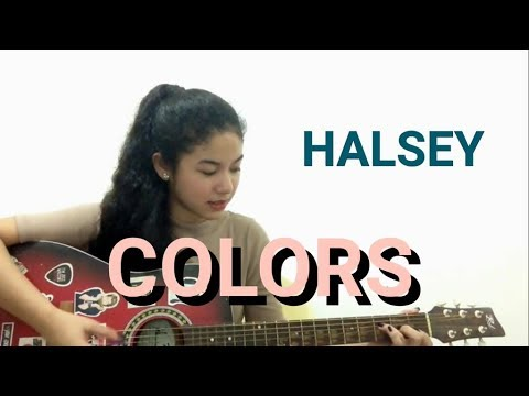 Colors By Halsey (Acoustic Cover)
