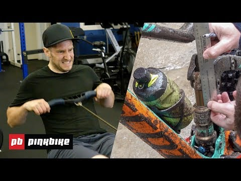Testing 27.5 vs 29, Suspension Set-up and Measuring Progress | The Privateer S1E4