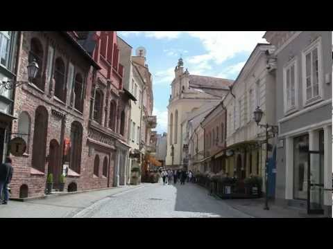 Vilna, Liettua - Minun kokemukseni. Matkakertomus. Vilnius - Lithuania - My Experience. Travelog