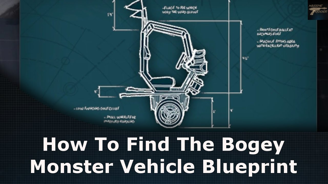 Dead rising 4 how to find the bogey monster vehicle blueprint and dead rising 4 how to find the bogey monster vehicle blueprint and massacre gameplay malvernweather Choice Image