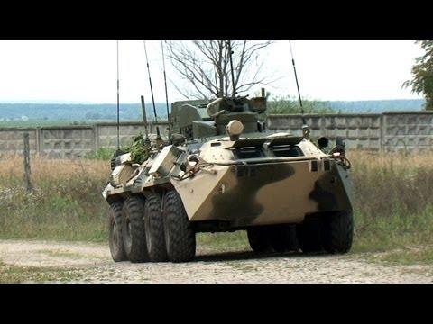 Resultado de imagen de vehículos de combate 'antisabotaje' Taifún-M.