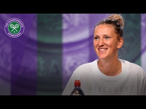 Victoria Azarenka Wimbledon 2017 pre-tournament press conference