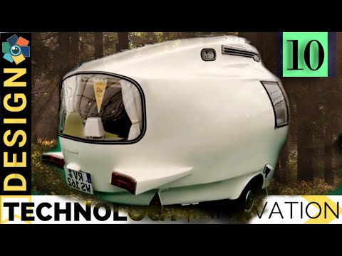 10 VINTAGE CAMPERS THAT WERE 'AHEAD OF THEIR TIME'