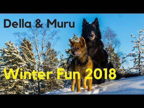 Della & Muru - Winter Fun 2018