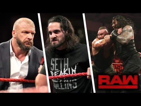 WWE Monday Night RAW 2 27 2017 Highlights HD  || WWE RAW 27 February 2017 Highlights HD