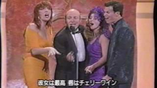1988?1989?のグラミー賞受賞式のプレゼンターとして出演した時の一幕で...