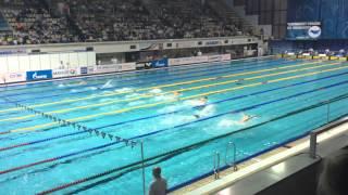 Чемпионат России по плаванию 100метров баттерфляй 2015