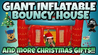 GIANT BOUNCY HOUSE FOR CHRISTMAS AND MORE!!
