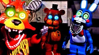 ⚠️FNAF 5 AM at Freddy's: The Prequel [STOP MOTION | LEGO] ANIMATION BY PIEMATIONS⚠️