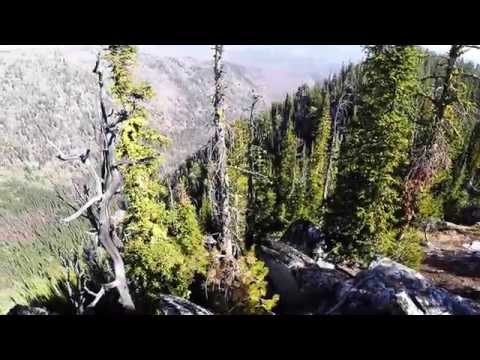 Idaho Alpine Lakes And Cutthroat Trout
