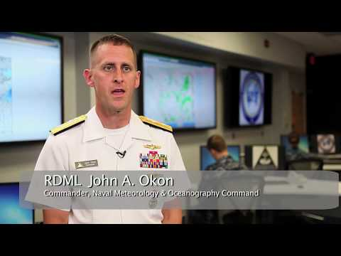 Naval Meteorology and Oceanography Command - 2017 Industry of the Year