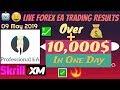 💹 Live Forex EA Robot Trading Results +10,000$ Profits!!! 🤑 | Professional EA