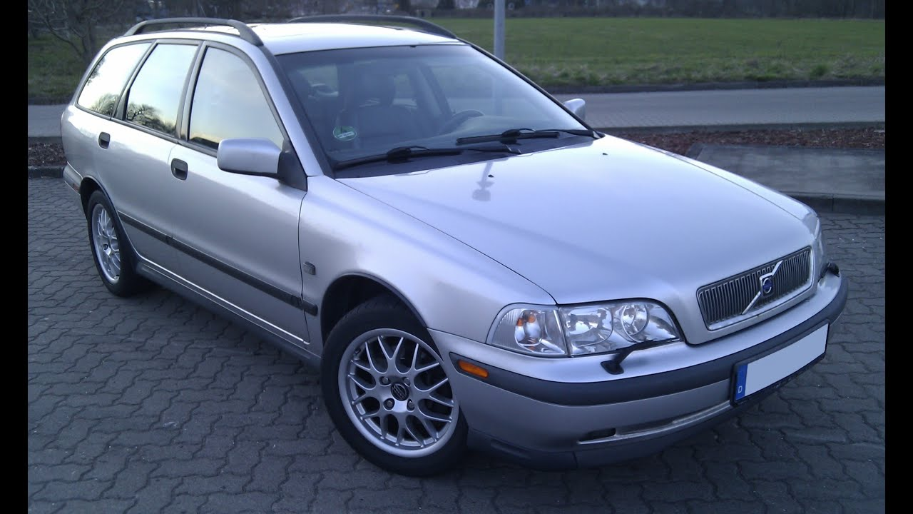 Volvo V40 T4 1 9 200PS 1999 - YouTube