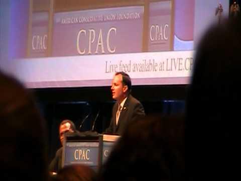 Senator Mike Lee - CPAC 2011