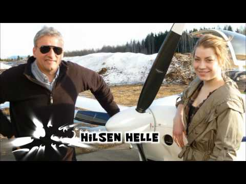 Helle and Stephan flying Europa Aircraft XS