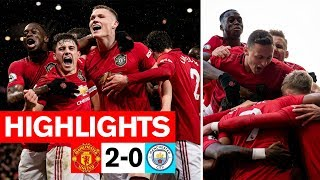 Martial & McTominay fire the Reds to derby win | M...