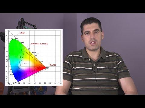 Introduccion a HDR y 4K por Alvaro Ortiz (Julio de 2017)