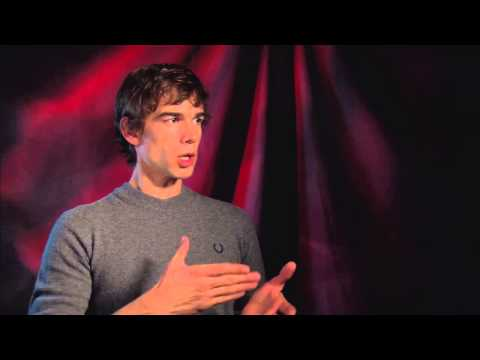 Justice League  War   Christopher Gorham on the Flash Clip 5
