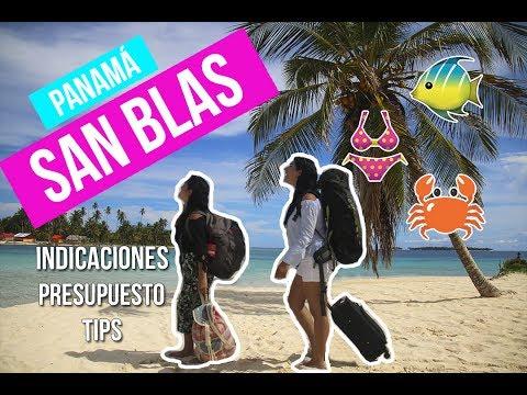 SAN BLAS A $7 LA NOCHE / TODO SOBRE SAN BLAS EN PANAMÁ - MPV