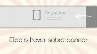 tutorial html y css | desplazamiento de contenedor sobre banner