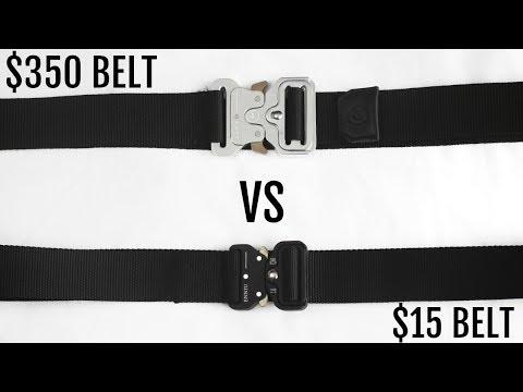 $350 ALYX BELT VS $15 EBAY BELT | VerdugoVibes