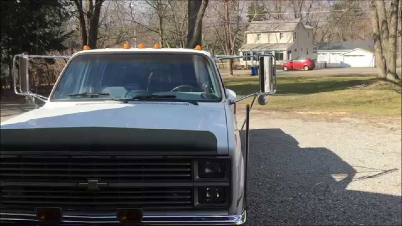 new mirrors on the dually youtube
