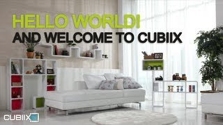 Hello World! And Welcome To Cubiix