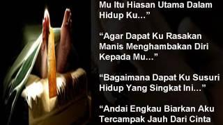 Doa Taubat Kepada ALLAH (  Bahasa Melayu )