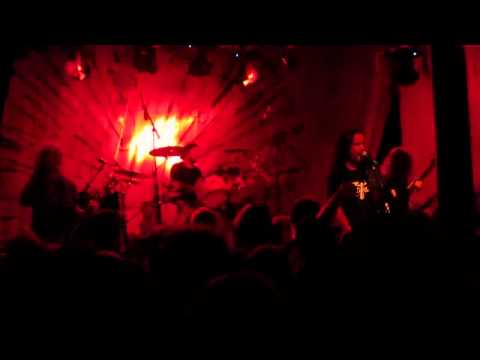 "CARCASS ""Captive Bolt Pistol"" - Live at Broadberry - Nov 5, 2014 - Richmond VA"